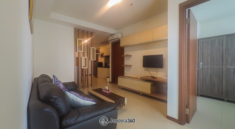 Living Room Condominium Green Bay Pluit SeaView Apartment