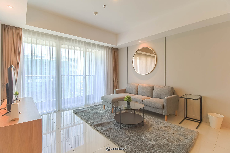 Living Room The Kensington Royal Suites Apartment