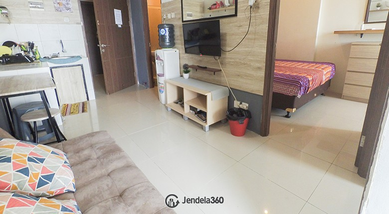 Living Room Apartemen Northland Ancol Residence