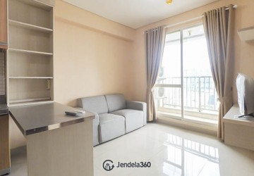 Callia Apartment 1BR Fully Furnished