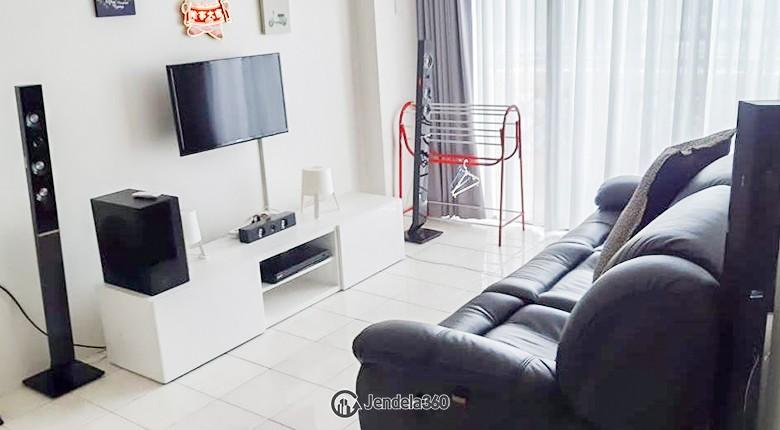 Living Room Puri Garden Apartment Apartment
