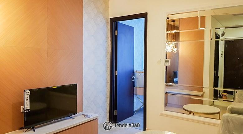 Living Room Sudirman Suites Apartment