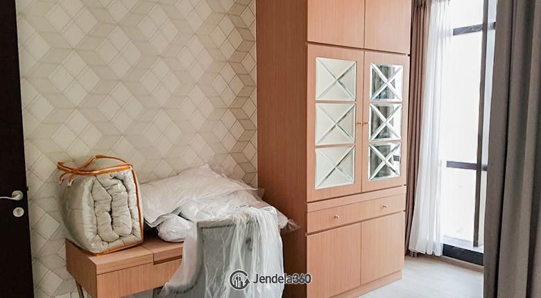 Living Room Sudirman Suites Apartment Apartment