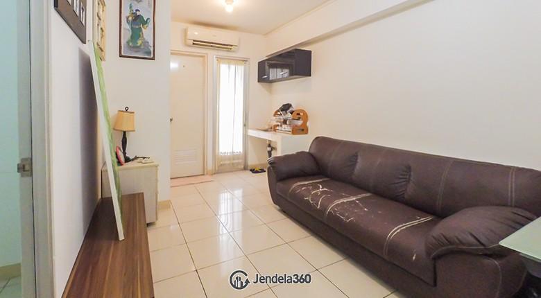 Living Room Green Bay Pluit Apartment