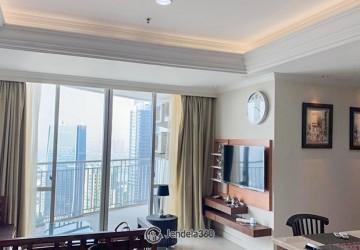 Kuningan City (Denpasar Residence) 3BR Fully Furnished