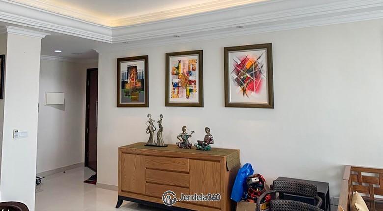 Living Room Kuningan City (Denpasar Residence) Apartment