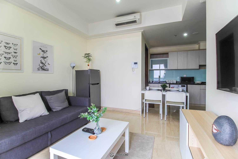 Living Room Apartemen Menteng Park