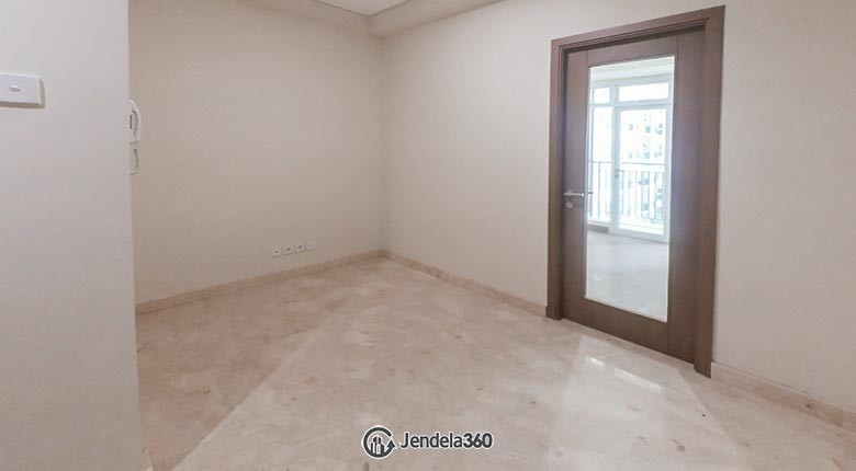 Living Room Apartemen Puri Orchard Apartment