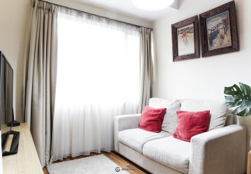 The 18Th Residence Taman Rasuna 2BR View City