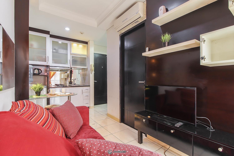 Living Room Gardenia Boulevard Apartment