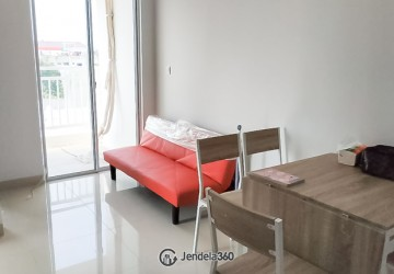 Citra Living Apartment 2BR Fully Furnished