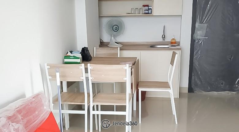 Living Room Citra Living Apartment