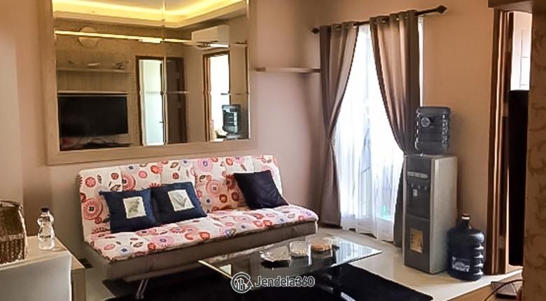 Living Room Apartemen Gading Green Hill Apartment