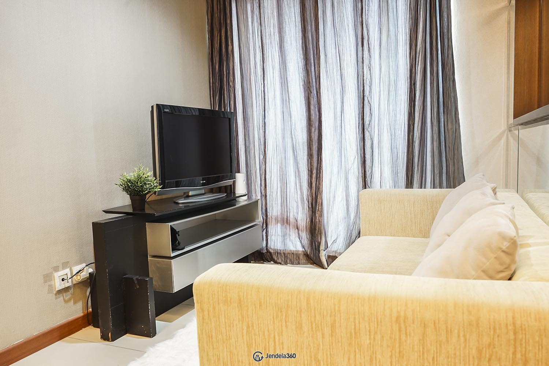 Living Room Apartemen Marbella Kemang Residence Apartment