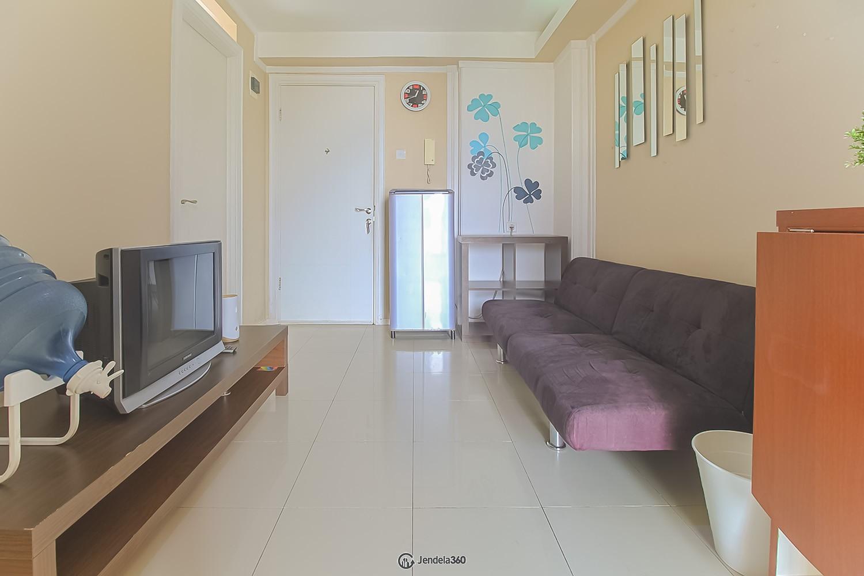 Living Room Kalibata City Green Palace