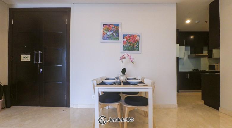 Living Room The Masterpiece Condominium Epicentrum