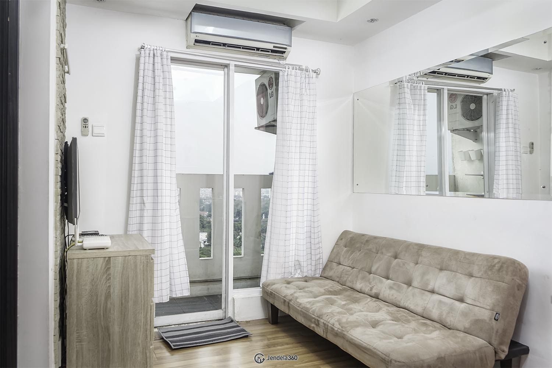 Living Room Belmont Residence
