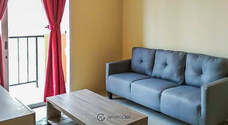 Living Room Bandara City Apartment Apartment