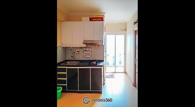 Living Room Apartemen Cibubur Village Apartment