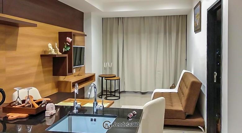 Living Room Apartemen Branz BSD Apartment