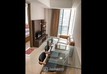 Taman Anggrek Residence 1BR Fully Furnished