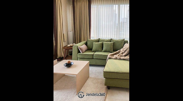 Living Room Branz Simatupang Apartment Apartment