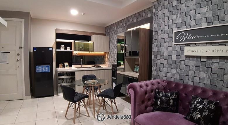 Living Room Apartemen MOI City Home