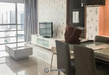 Sahid Sudirman Residence 2BR View City