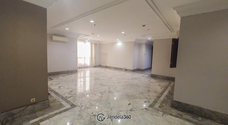 Living Room Permata Hijau Apartment