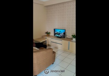 Pancoran Riverside Apartment 1BR View Kolam renang