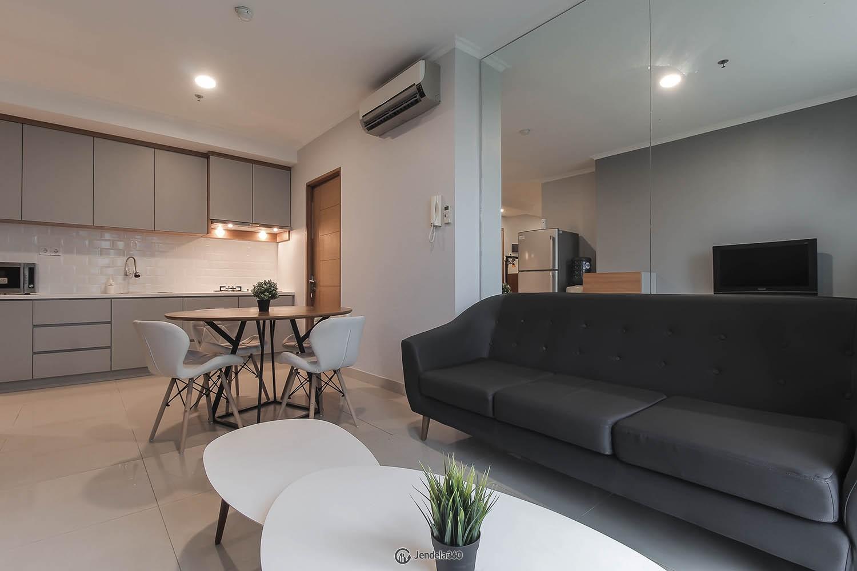 Living Room Hamptons Park Apartment Apartment
