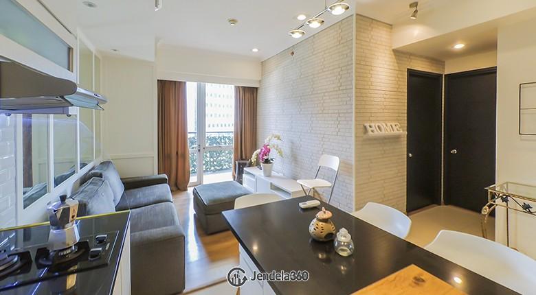 Living Room Ambassade Residence Apartment