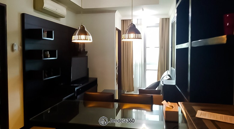 Living Room Bellagio Residence Apartment