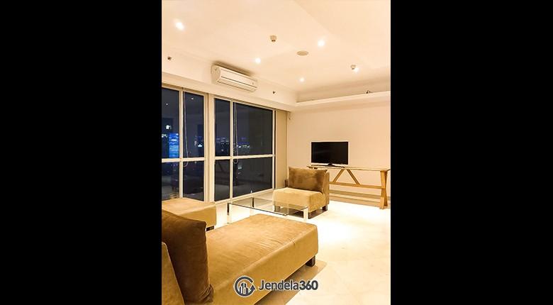 Living Room Bellagio Residence Apartment