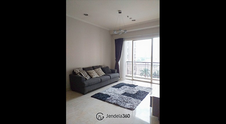 Living Room Senayan Residence