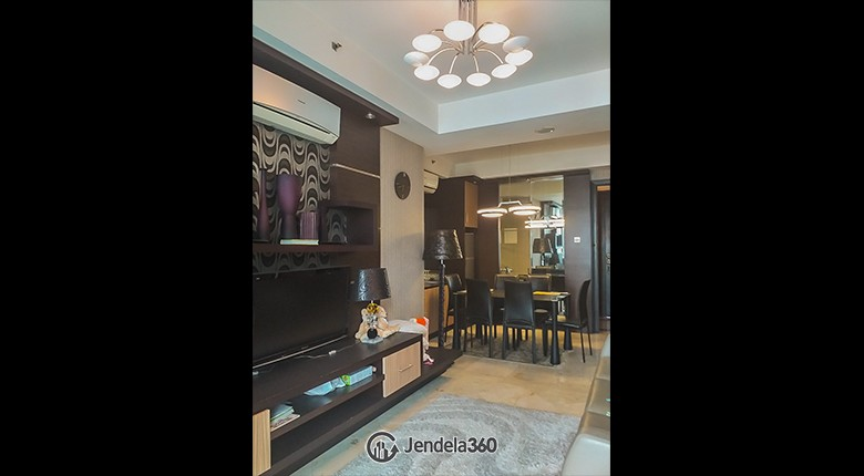 Living Room Bellagio Residence