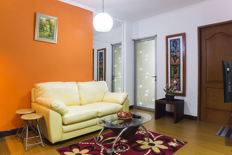 Living Room Mediterania Palace Kemayoran
