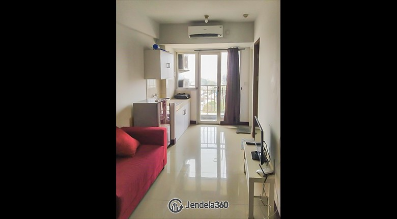 Living Room Bintaro Park View