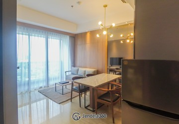 Menteng Park 2BR Fully Furnished