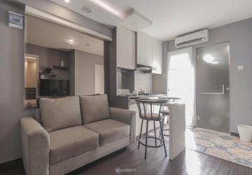 Bassura City Apartment 2BR Tower A