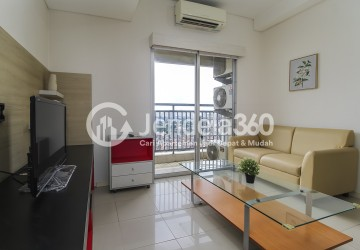 Cosmo Terrace - Thamrin City 2BR Fully Furnished
