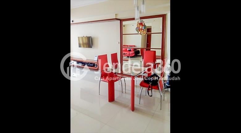 Living Room Apartemen Taman Anggrek Condominium Apartment