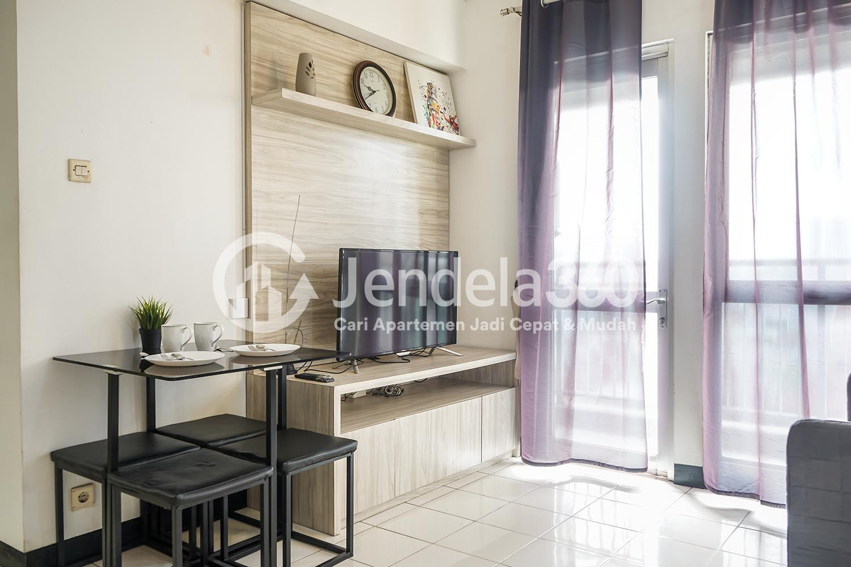 Living Room Semanan Indah Apartment Apartment