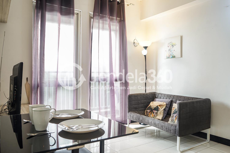 Living Room Semanan Indah Apartment