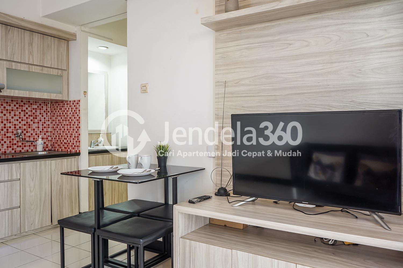 Living Room Apartemen Semanan Indah Apartment