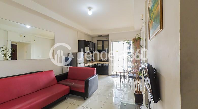 Living Room Mediterania Garden Residence 2 Apartment