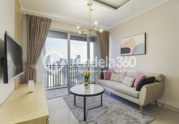 Sahid Sudirman Residence 2BR Fully Furnished