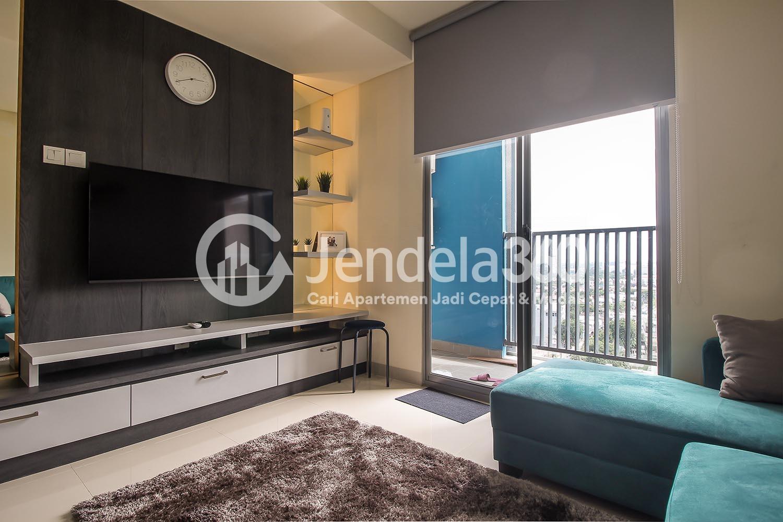 Living Room Pejaten Park Residence Apartment