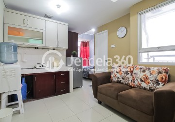 Season City Apartment 1BR Fully Furnished