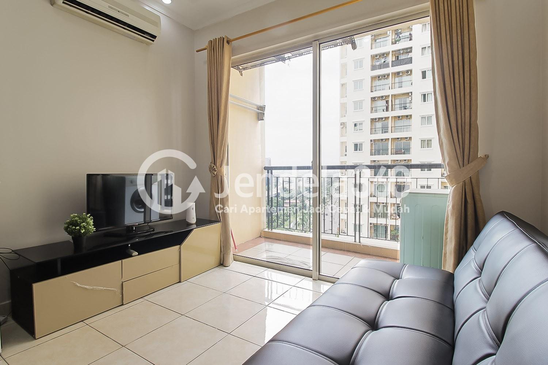 Living Room MOI City Home Apartment
